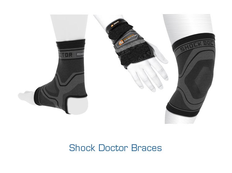 ShockDoctor Braces